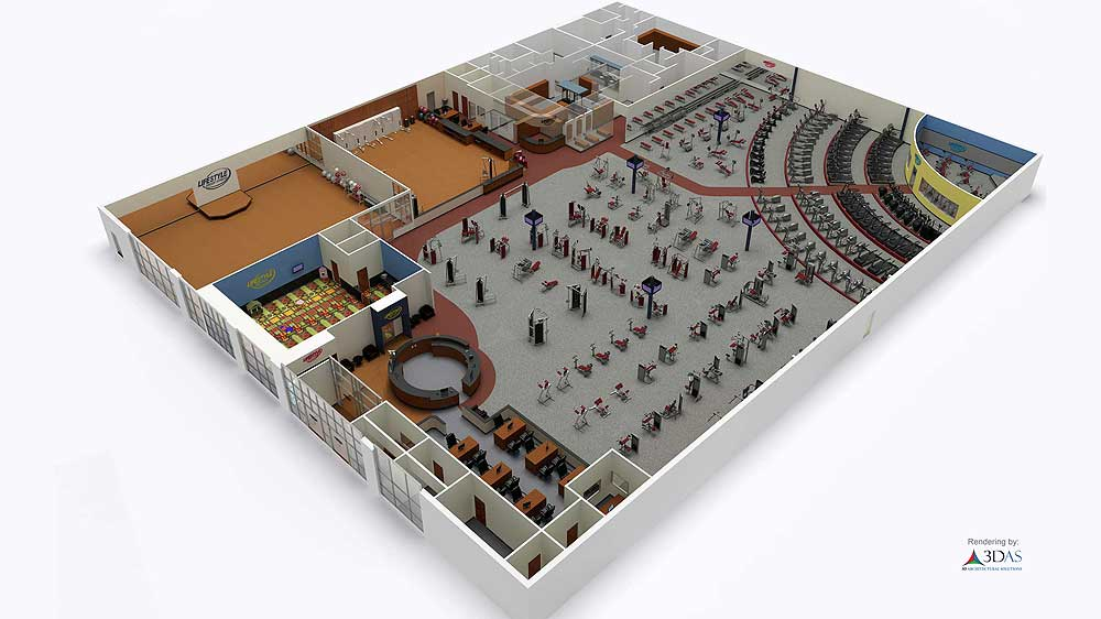 Gym Design And Layout Floor Plan | Joy Studio Design ...